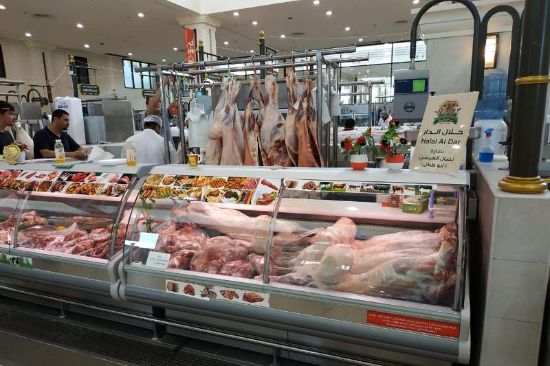 Покупатели в ОАЭ отдают предпочтение казахстанской баранине