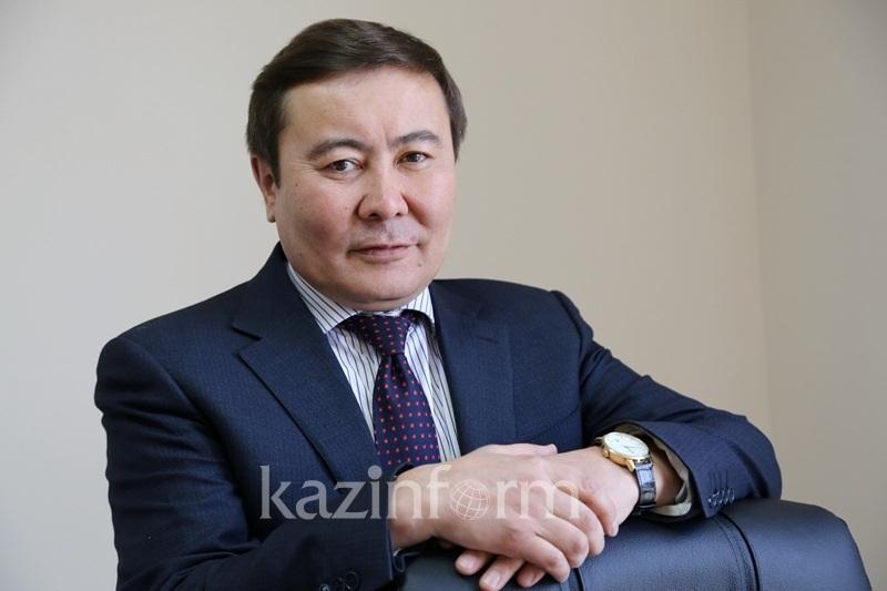 Талғат Қалиев Орталық коммуникациялар қызметін басқарады