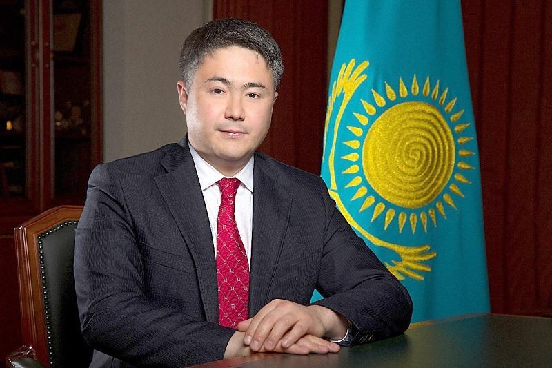 提穆尔·苏莱曼诺夫被任命为哈萨克斯坦总统办公厅副主任