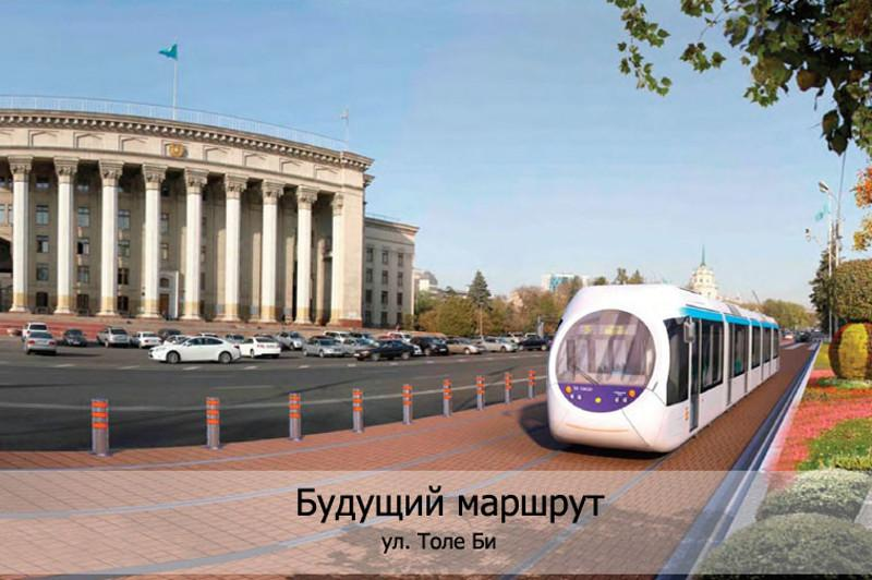Кем будет реализован проект строительства линии LRT в Алматы