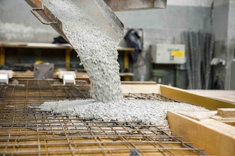 Kentaýda beton zaýyty iske qosyldy