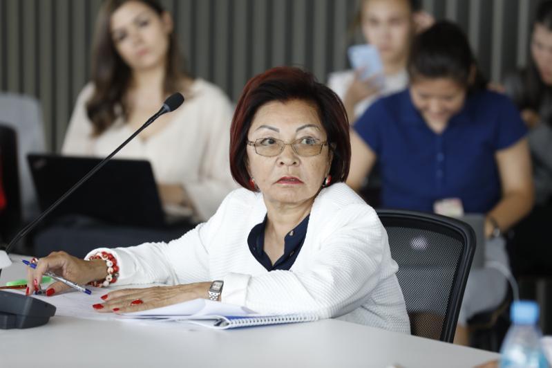 Члены Нацсовета будут выходить на люди - Жемис Турмагамбетова