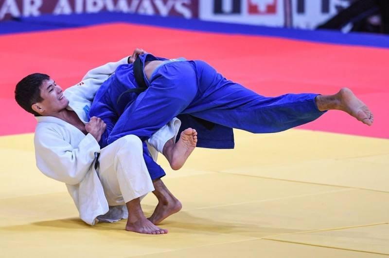 Определился состав сборной Казахстана по дзюдо на гран-при в Хорватии