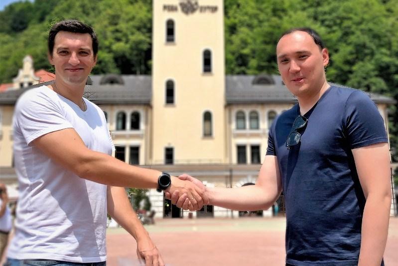 На горном курорте в Сочи встретили тысячного туриста из Казахстана