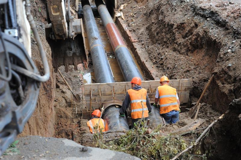 Реконструкция инженерных сетей в Алматы не снижает уровень комфорта жителей города
