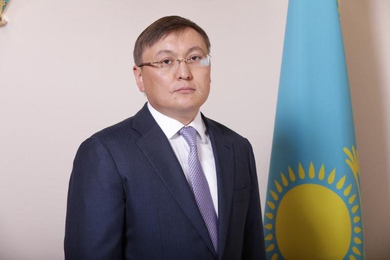 Ахметжан Примкулов назначен вице-министром экологии, геологии и природных ресурсов РК