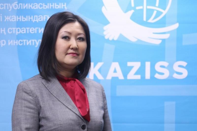 Эксперт КИСИ: Казахстан расширяет географию своего присутствия
