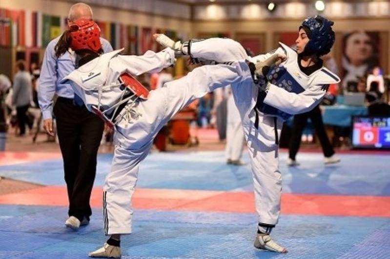 安曼亚洲青少年跆拳道锦标赛:哈萨克斯坦代表队获2枚铜牌