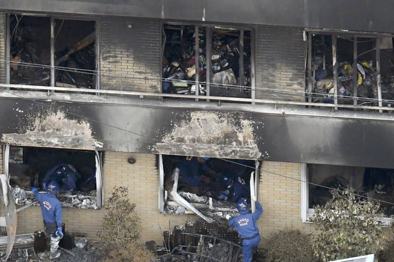 京都纵火案嫌犯曾利用京都网吧 或为收集信息