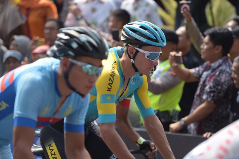Казахстанские велогонщики выступят на многодневке «Адриатика-Ионика»