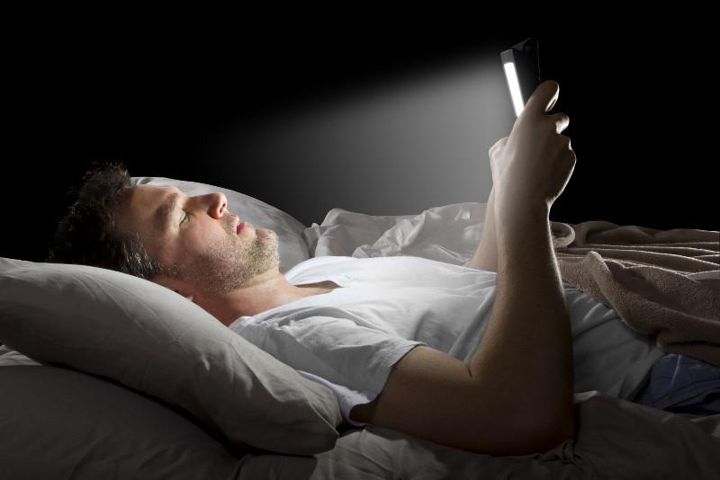 Short-term exposure to light does not affect circadian rhythms: study