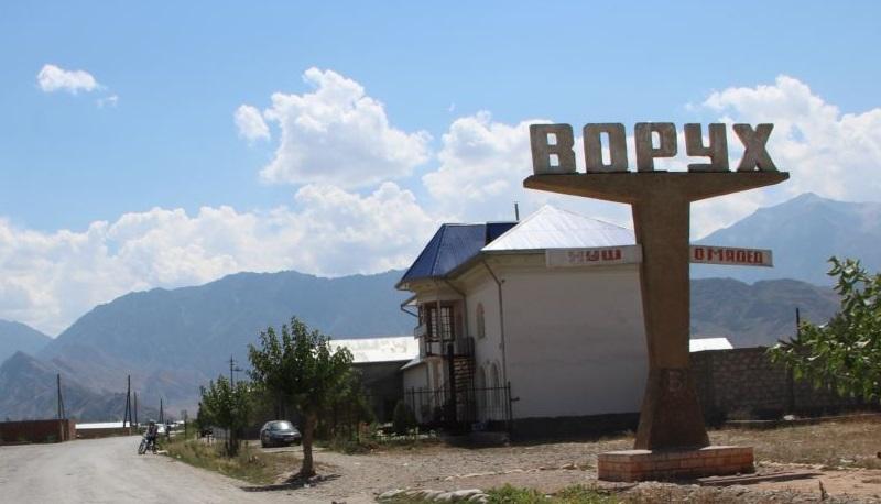 На кыргызско-таджикской границе произошла перестрелка