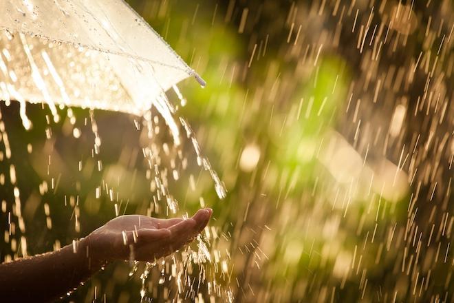 На большей части территории Казахстана пройдут дожди с грозами
