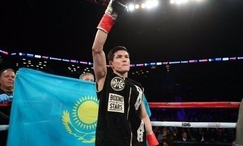 Отменен следующий бой Данияра Елеусинова