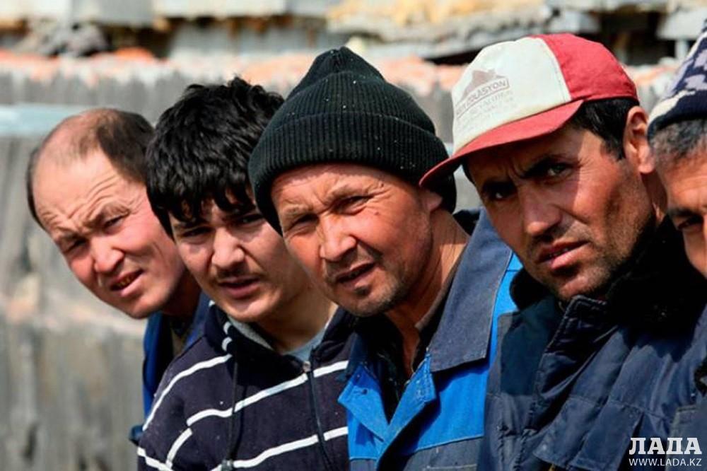 В спецприёмник Актау определили 21 иностранца