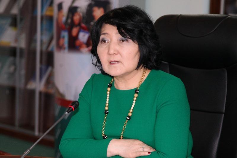 Нуржан Мухамеджанова возглавила телеканал «Алматы»
