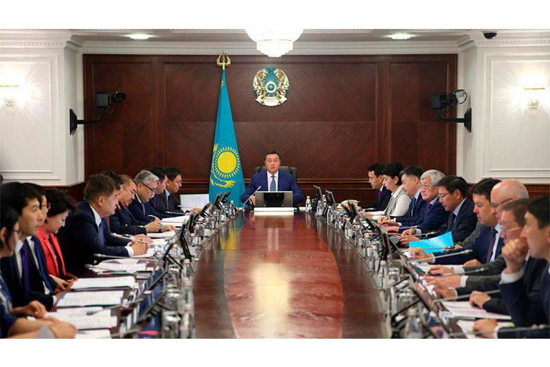 План мероприятий по исполнению поручений Президента утвержден в Правительстве РК