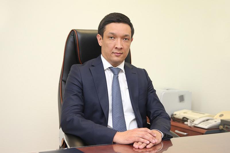 Ержан Жиенбаев назначен заместителем руководителя Канцелярии Премьер-Министра РК