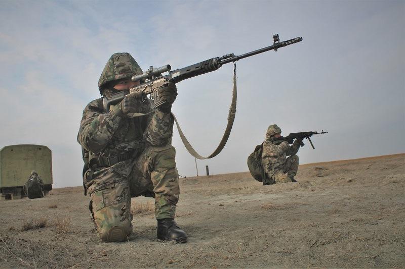 На военной базе «Отар» состоятся конкурсы в рамках V Армейских международных игр
