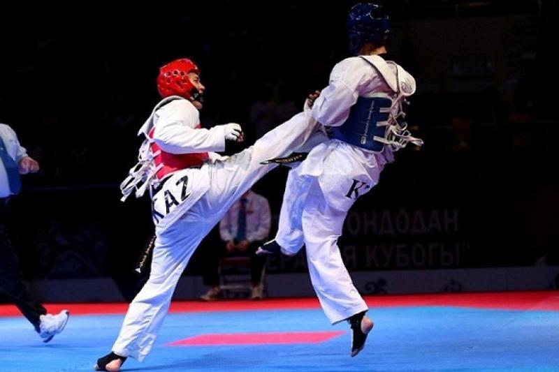 Казахстанские таэквондисты завоевали еще 2 «бронзы» на чемпионате Азии