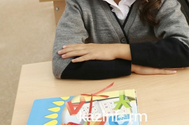 Қызылордада бірінші сыныпқа баратын балалар саны көбейді