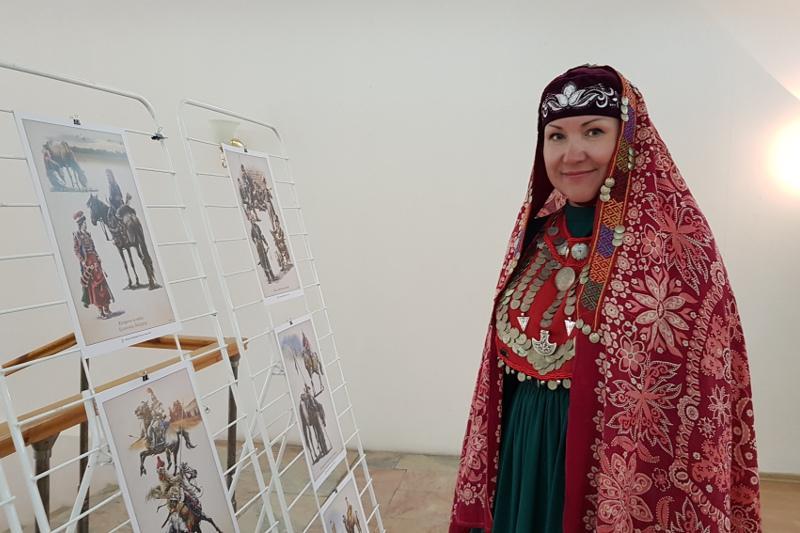 Выставка «С любовью к Родине» фотохудожника из Уфы проходит в Нур-Султане