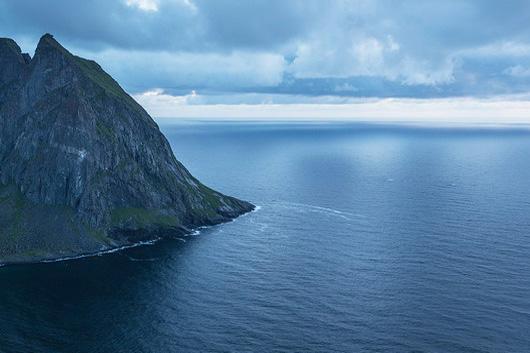 На дне Норвежского моря обнаружены запасы пресной воды