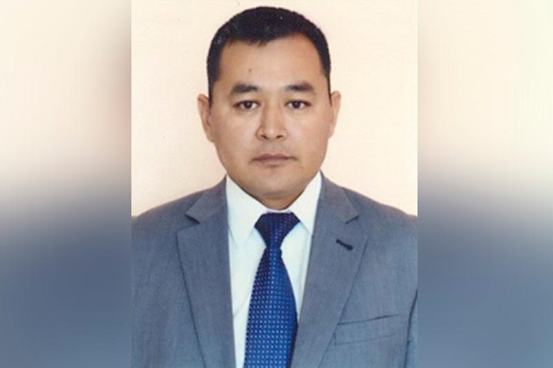 Жамбыл облысында басқарма басшысы тағайындалды