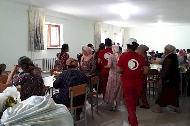 吉塔边民冲突:吉尔吉斯疏散351名边民