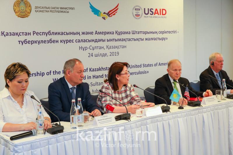 哈萨克斯坦结核病死亡率降低5.4倍