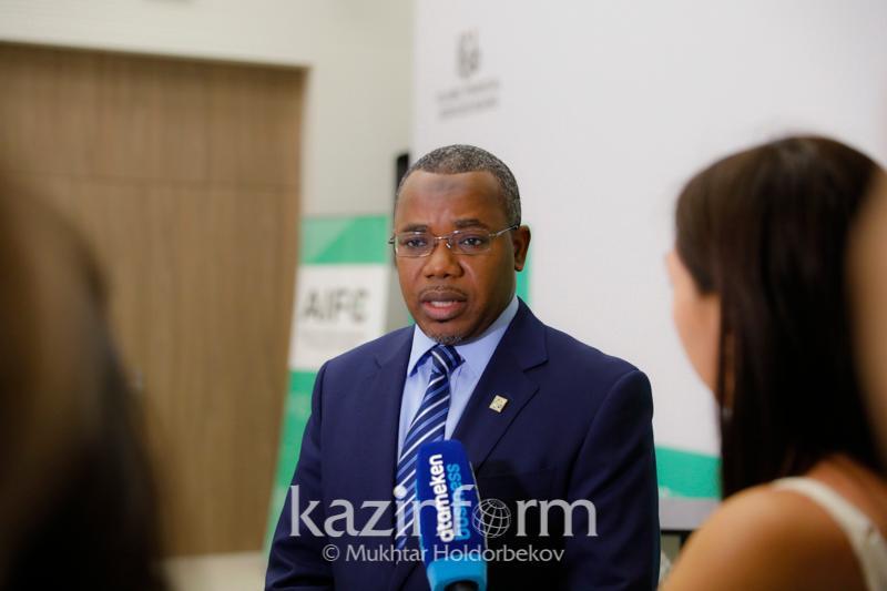 IFSB秘书长:哈萨克斯坦在发展伊斯兰金融服务领域潜力巨大