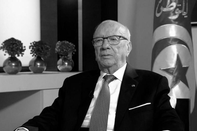 Скончался президент Туниса