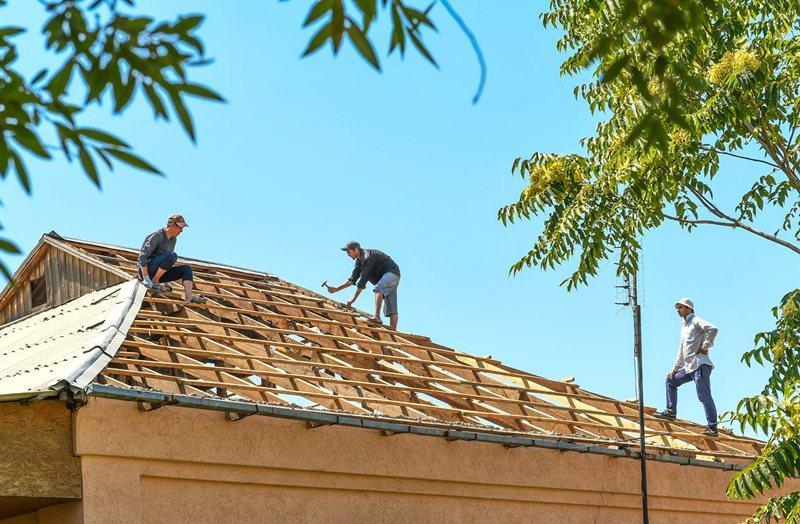 За сутки в Арыси восстановили еще 133 дома