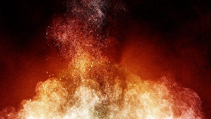 印度一家工厂高炉发生爆炸 造成1人死亡11人受伤
