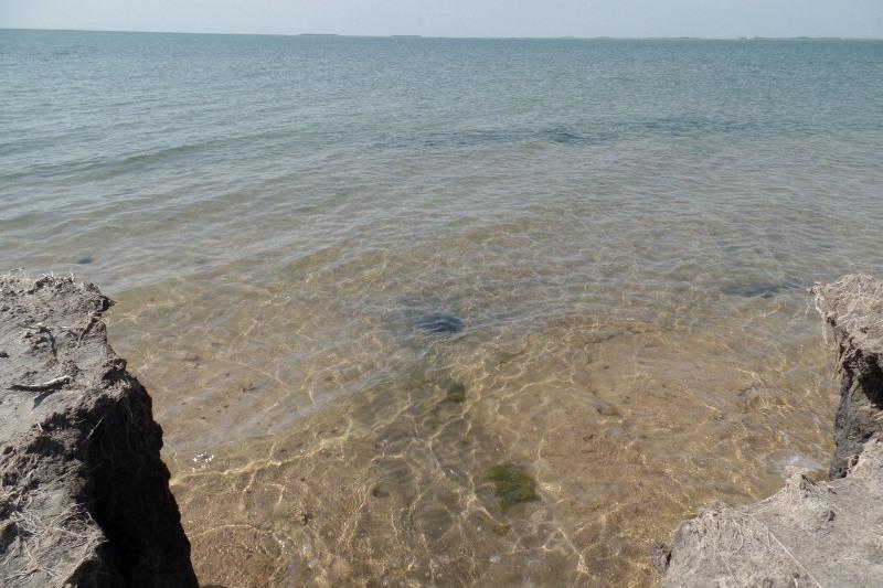 СҚО-дағы Меңгесер тұзды көлінің қасиеті Өлі теңізге пара-пар