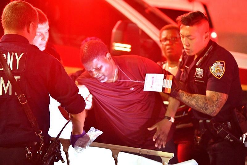 美国纽约发生枪击事件 致1死11伤