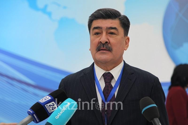叶尔兰·尼桑巴耶夫就任哈萨克斯坦环境部副部长