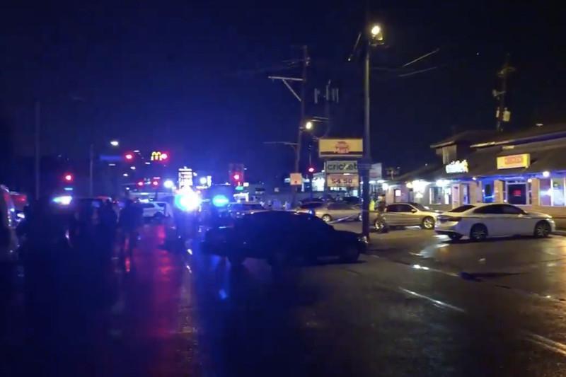 法国南部瓦尔省发生枪击事件致3死1伤