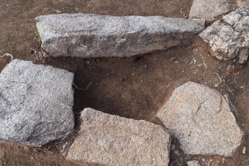 В Карагандинской области нашли золотые изделия бронзового века