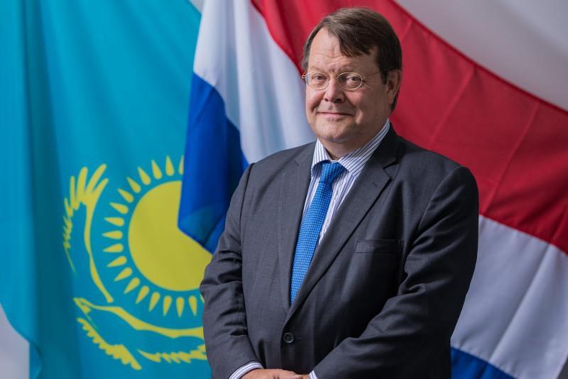 荷兰驻哈大使正式结束外交使命