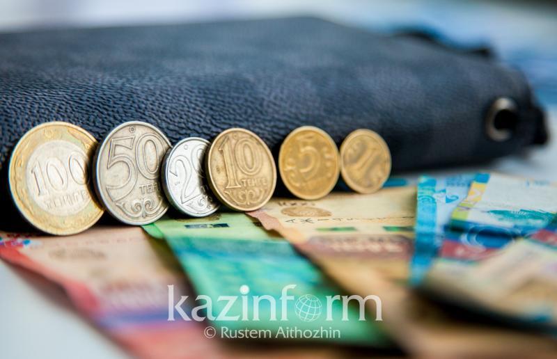 150 тысячам алматинцев повысили зарплату за полгода