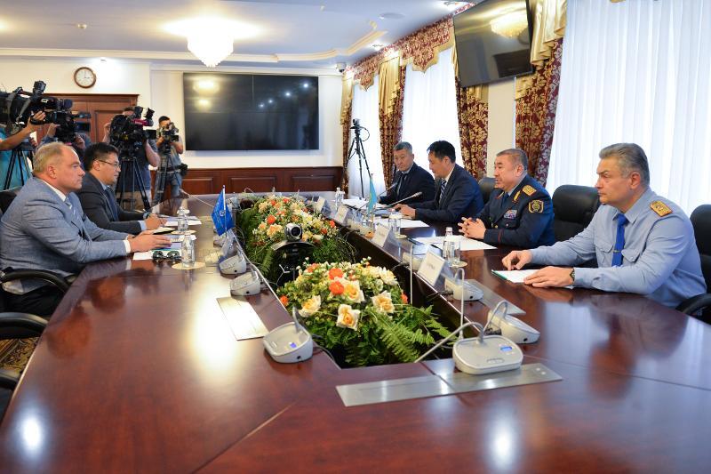 哈萨克斯坦与联合国提升移民领域合作关系