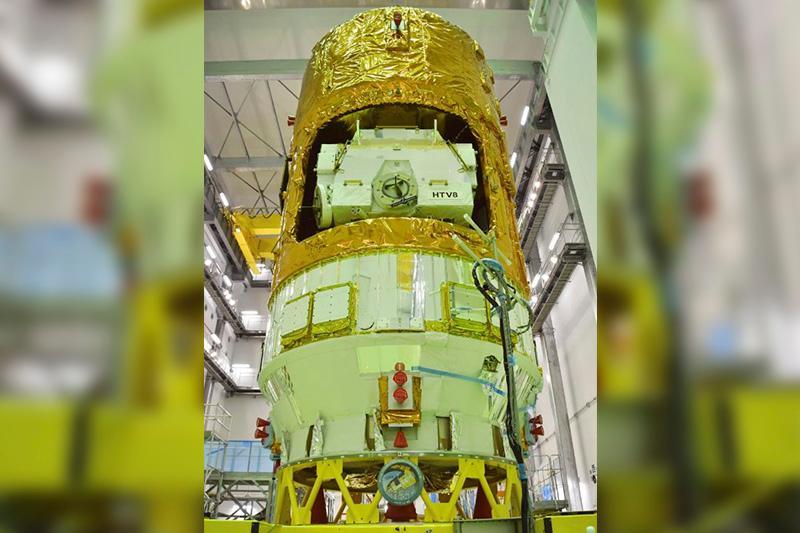 """日本""""鹳-8""""号货运飞船将于9月发射"""