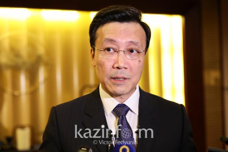 中国驻哈大使:中国市场对哈萨克斯坦产品保持开放
