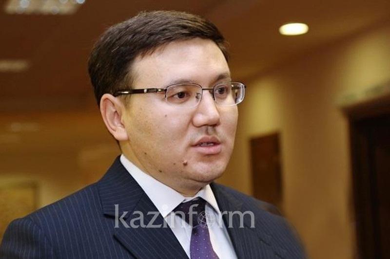 Гани Ныгыметов назначен заведующим Отделом внутренней политики АП РК