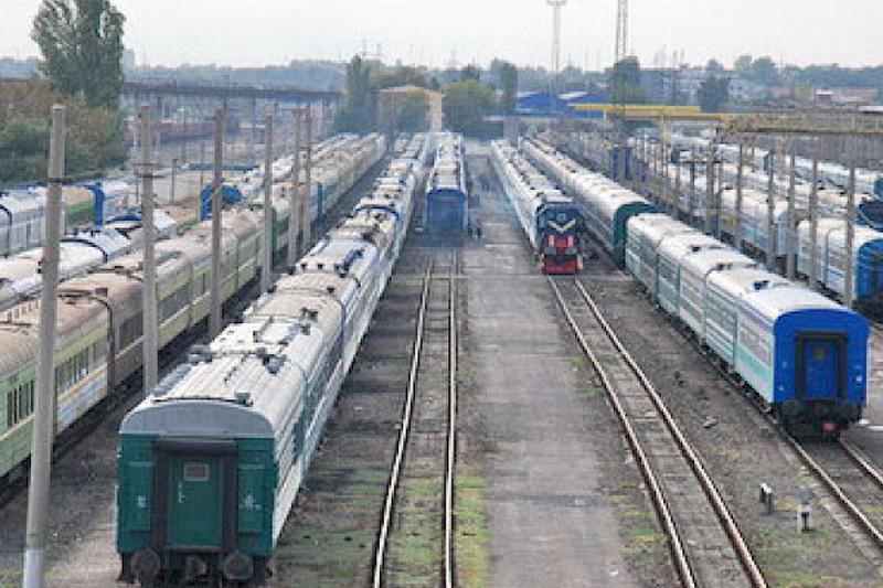 Uzbekistan, Kazakhstan open new railway division point