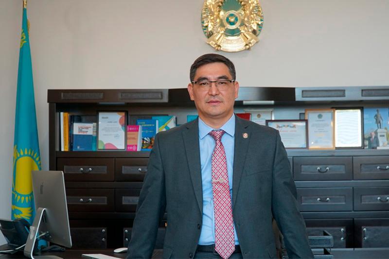 СДУ жаңа ректоры тағайындалды