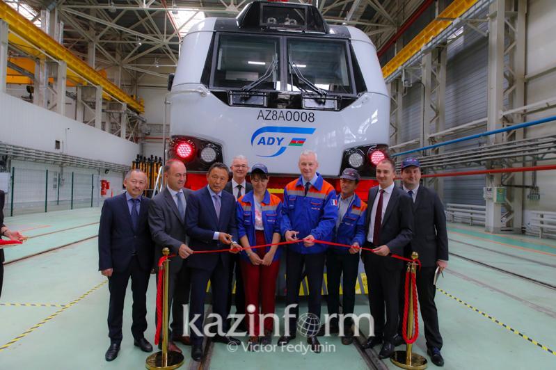 哈萨克斯坦和法国将在铁路系统数字化领域开展合作