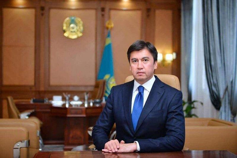 Габидулла Абдрахимов освобожден от должности акима Шымкента