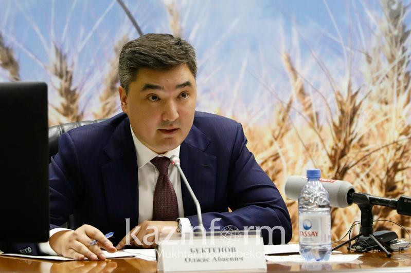 Олжас Бектенов – о проблемах в деятельности КазАгро: Не первый год этот вопрос встает
